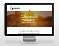 The Guardian MFO - Website design