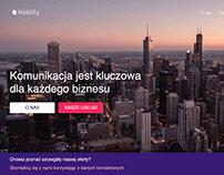 Company Template Website