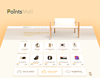 Integral Mall Website UI