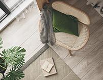 Elegant Space - Free Chair 3d Model