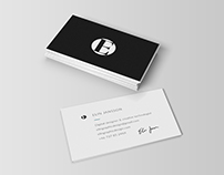 Business Cards - Elin Graphic Design