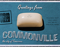 (ITA) Greetings from Commonville - Progetto Mostra