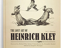 Heinrich Kley multiple volume book series