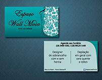 Business Card | Espaço Wall Moia