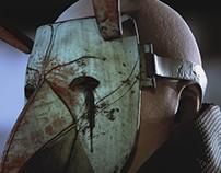 Masked Defender