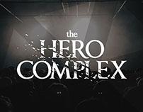 The Hero Complex Identity Design