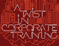 A twist in corporate traning