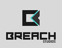 Breach Studios - Simple Re-design Project