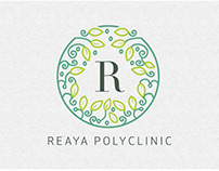 Reaya Polyclinic - Brand identity