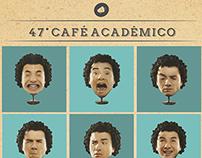 Café Acadêmico - Marco Luque
