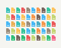 30+ Best File Type Icons for Designers & Developers