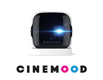 Cinemood. Web design