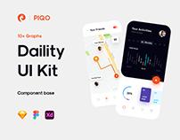 Daility App UI Kit