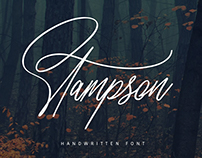 Stampson Typeface $11 Font