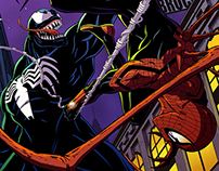 Venom vs. Superior Spider-Man