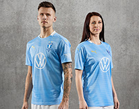 Graphic Design Malmö FF Home Kit 2020 / 2021