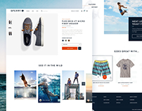 Sperry: Seamlessly Combining Content and Commerce