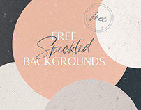 Free Download Speckled Backgrounds Texture