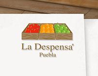 Identidad Corporativa - La Despensa Puebla