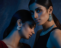 Campaign for TIANA JEWELLERY