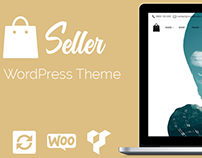 Seller WordPress Theme - WooCommerce Shop