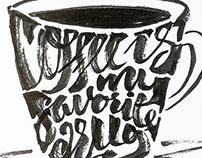 Instagram lettering #2