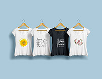 Woman T-Shirt Bundle