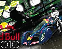 Gran Turismo Red Bull X2010 S. Vettel