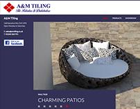 Family Tiling Business Website
