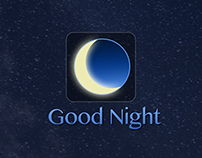 Good Night: Concept App