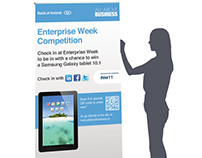 Bank of Ireland: Enterprise Week 2011