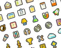 Icons mega set