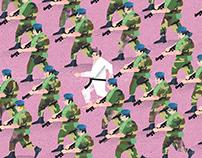 Il Foglio, Army of Judo