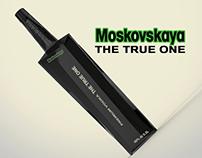 Moskovskaya Bottle 2