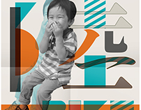 An Improvised Kanji Typography (Family)