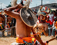 Manggarai Warriors: Caci Whip Fights