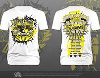 Cheer Pride Allstars Worlds 2015 T-Shirt