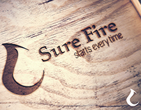 Sure Fire - kindling wood