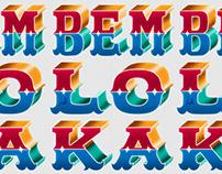 Bem Loka   Typography
