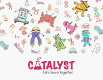 Catalyst - Collaborative Platform for Learning