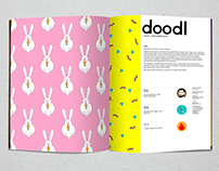 Cool & Creative Magazine Design