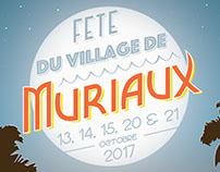 Fête du village de Muriaux 2017