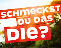SCHMECKST DU DAS DIE? (DIE LIMO/GRANINI)
