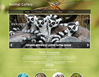 Website-templeate(AKS)Creative Graphic Monkey