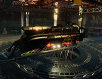 Iron Machine Racing