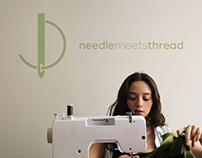 needlemeetsthread Branding