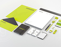 OSSOYO - Naming, Logotype, Corporate Identity