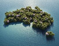 Big islands