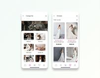Online store_Wedding Salon