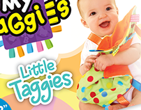 Taggies Brand Redesign